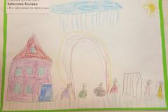 Акция Три П. Выставка детских рисунков «В кругу друзей», «Мой самый счастливый день»